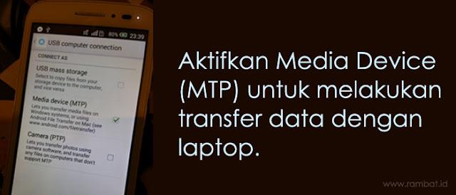 Cara Memindahkan Foto dari HP ke PC/Laptop dengan USB