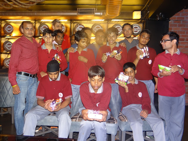 Give Raftaar to good deeds with Raftaar Lounge