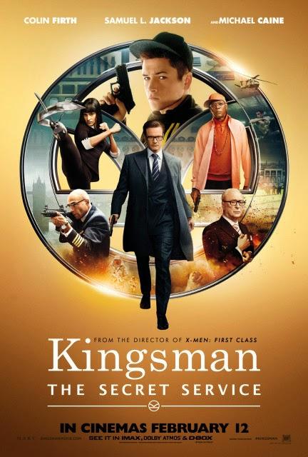 Kingsman The Secret Service 2014 Dual Audio