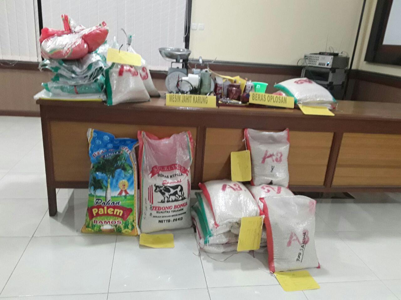 Press Release Polres Sanggau 2017