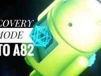 Recovery mode Mito a82