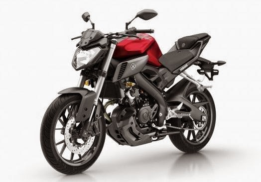 2015 yamaha mt 125 motor lovers. Black Bedroom Furniture Sets. Home Design Ideas