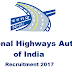 NHAI Recruitment 2017 170 Young Professional Posts: Apply Online