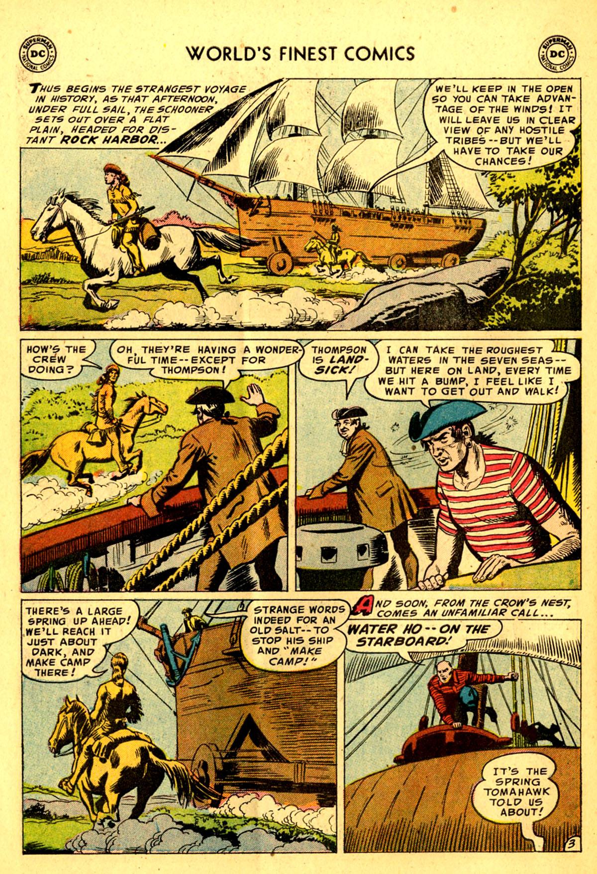 Read online World's Finest Comics comic -  Issue #76 - 30