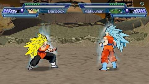 Dragon Ball Shin Battle Of Gods Game PSP full ISO Forteknik.com