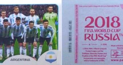 Ahmed Hegazi Ägypten Sticker 79 Panini WM 2018 World Cup Russia