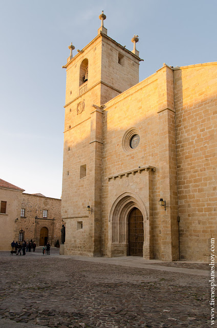 Concatedral Caceres