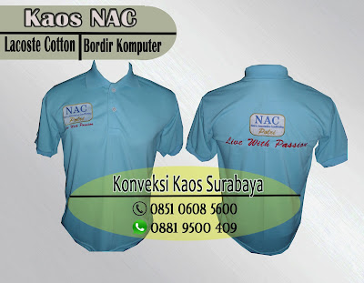 Konveksi Grosir Kaos Polo Promosi di Surabaya, Pesan Grosir Kaos Polo Promosi di Surabaya