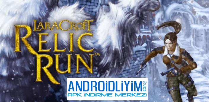 Lara Croft Relic Run Android Sınırsız Para Coin Elmas Diamond Hileli MOD APK İndir - androidliyim