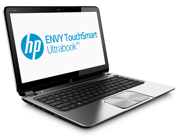 HP Envy 4 TouchSmart