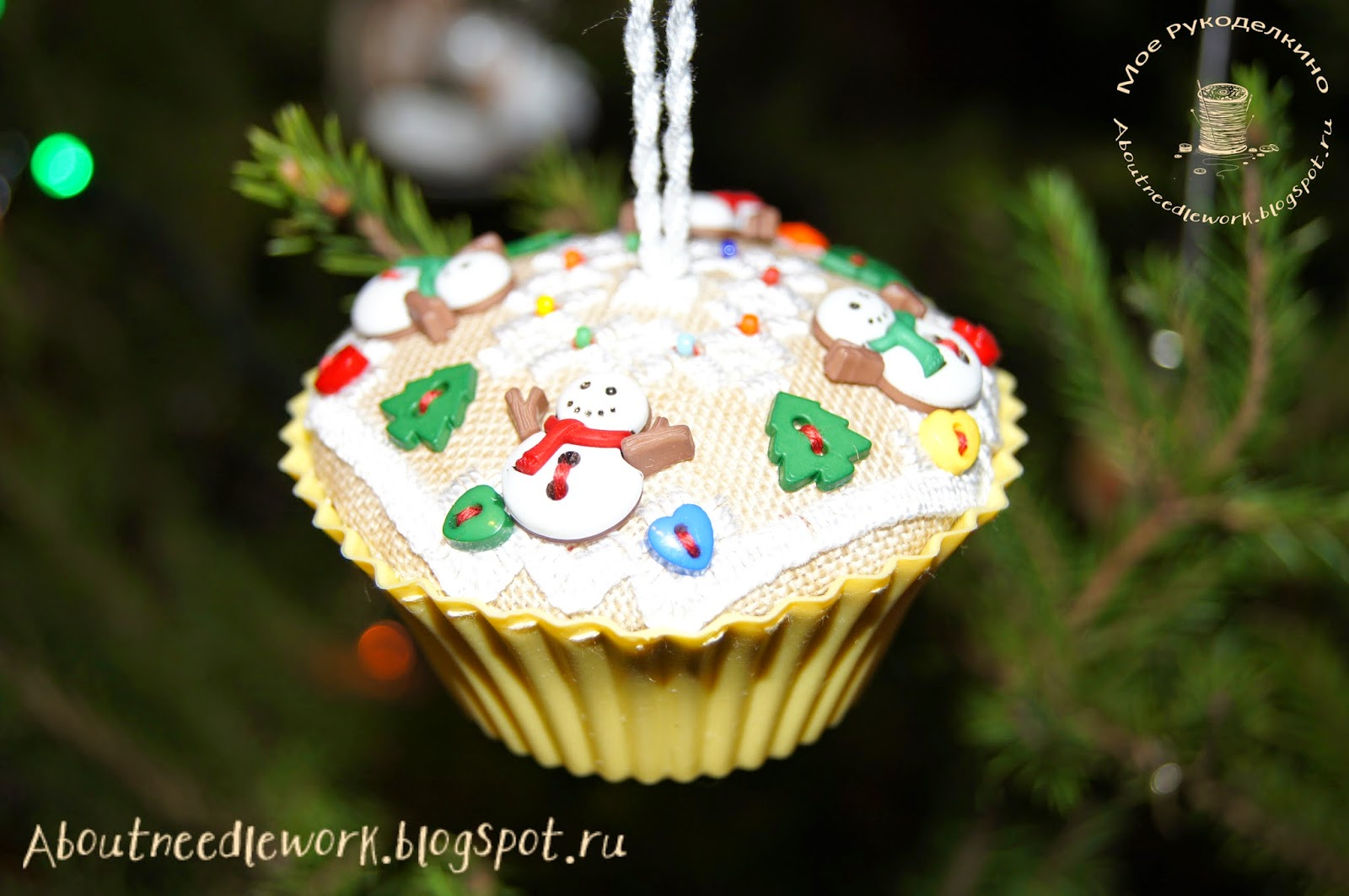 Маффины The Victoria Sampler Gingerbread Cupcakes