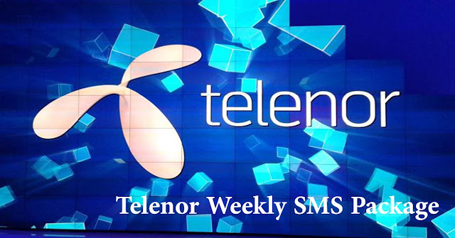 telenor sms package
