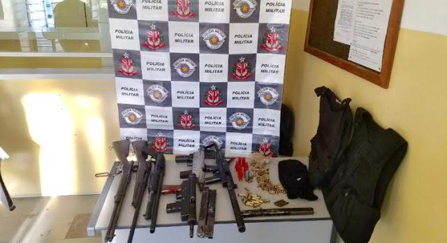 Polícia Militar prende em Hortolândia suspeito de roubo a banco em Monte Sião (MG)
