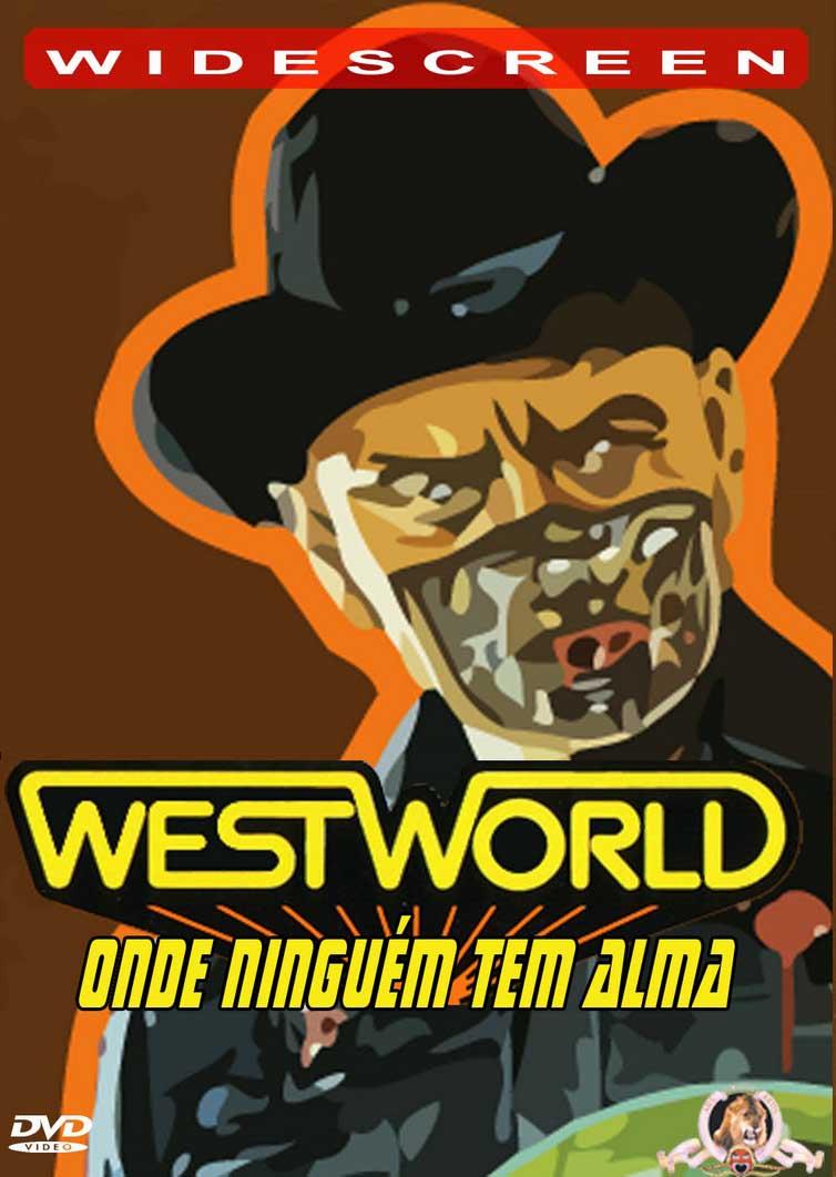 Westworld: Onde Ninguém Tem Alma Torrent - Blu-ray Rip 720p e 1080p Dual Áudio (1973)