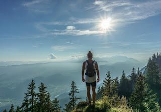 Disfruta del montañismo