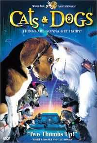 Cats & Dogs (2001) Hindi - Tamil - Eng Download 300mb 480p BDRip
