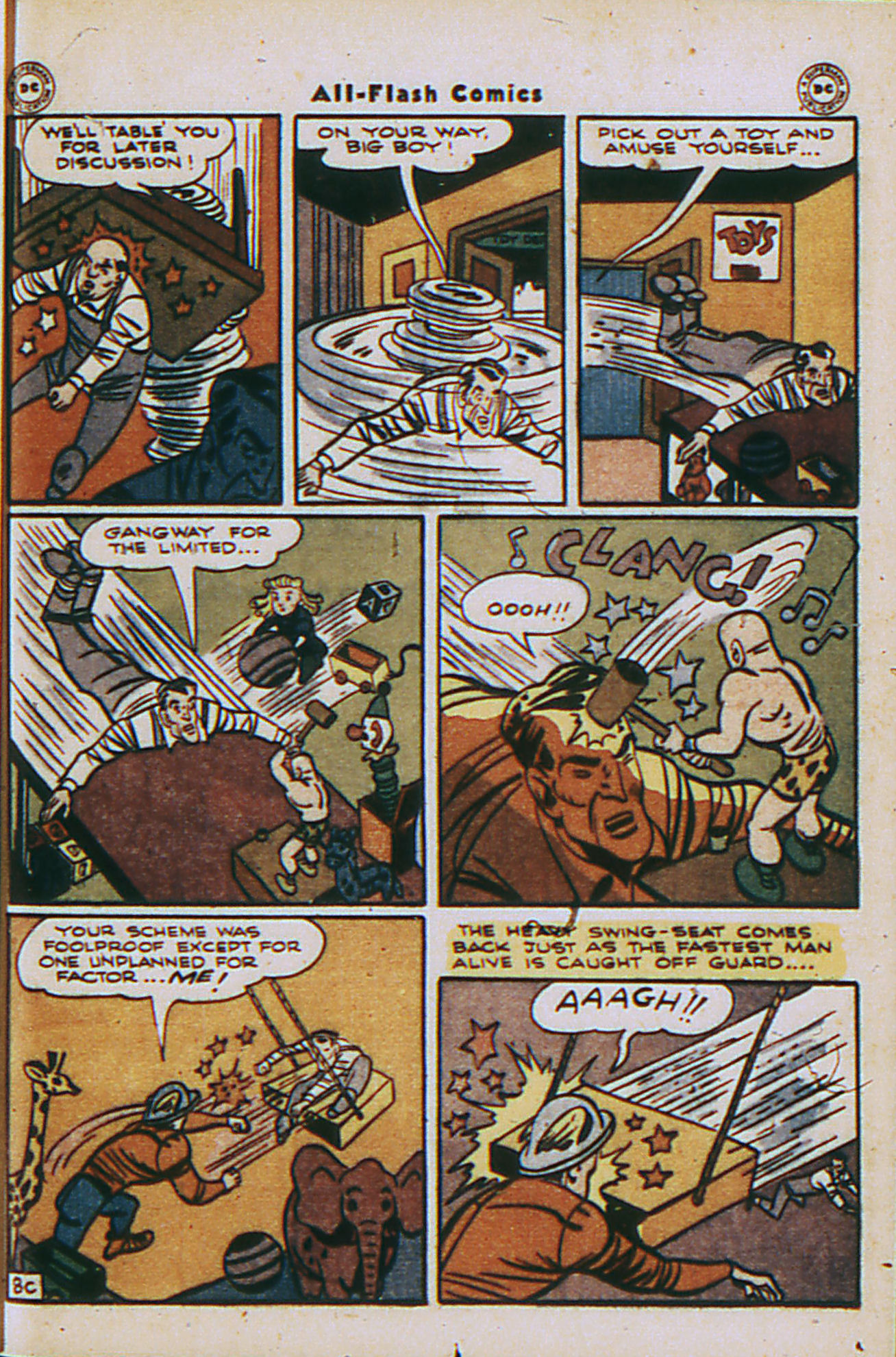 Read online All-Flash comic -  Issue #26 - 38