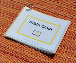 bible class for toddlers