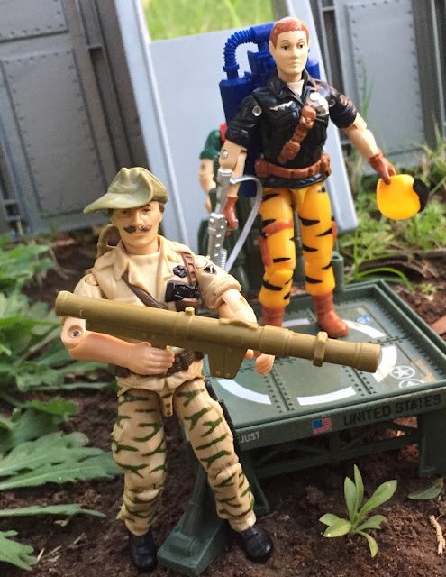 2017, Tiger Force Starduster, Mail Away, Jet Pack, JUMP, 1983, Recondo, 1984, Mutt, Zap