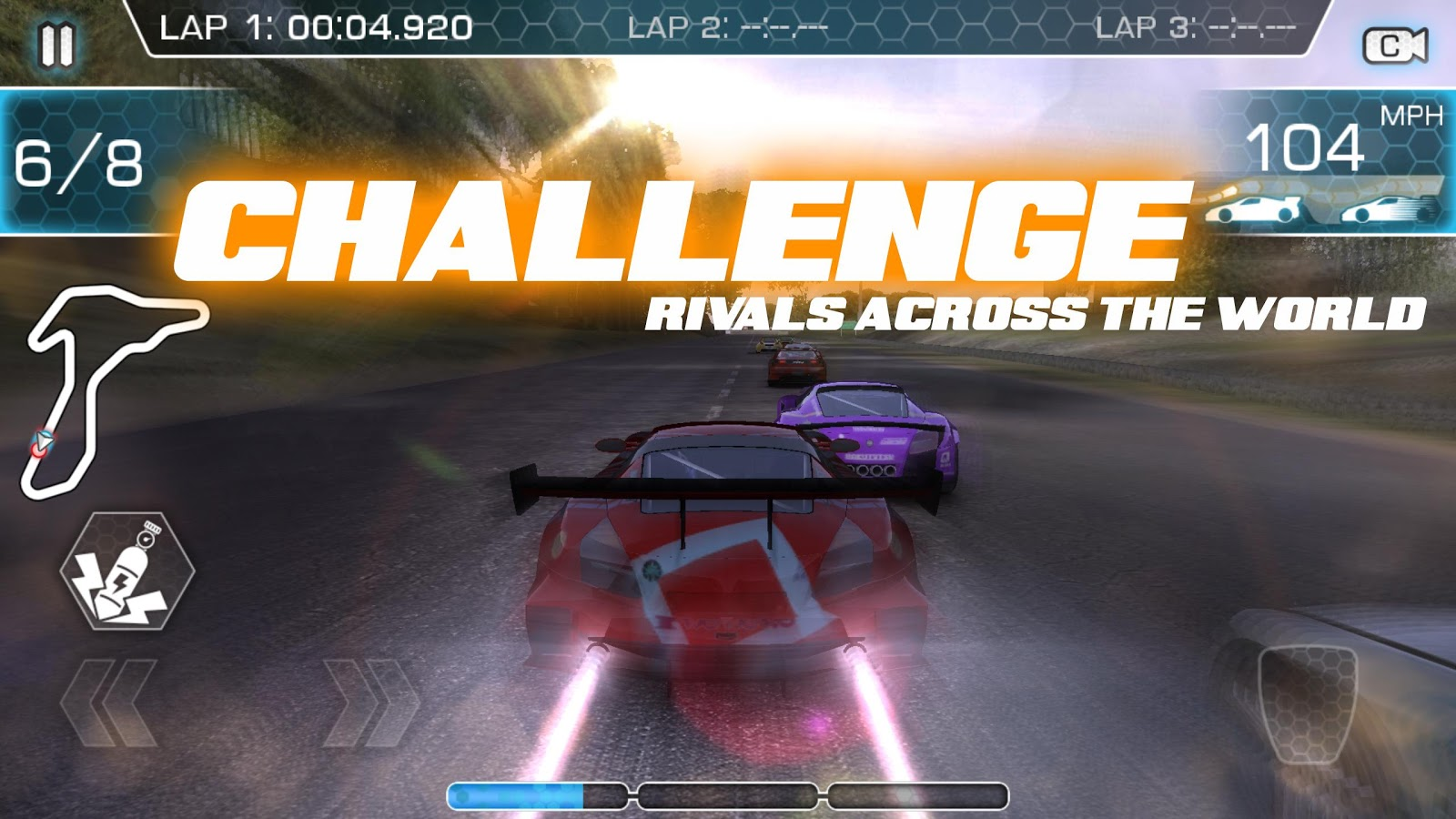 Ridge Racer Slipstream MOD APK