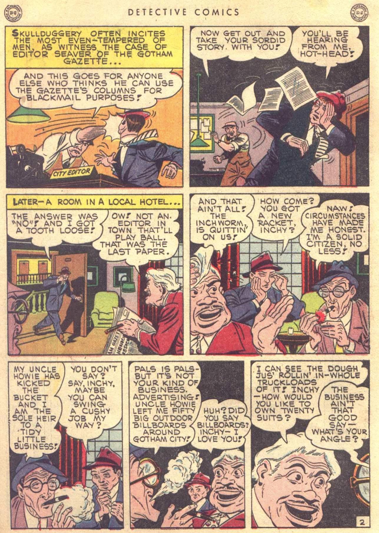 Read online Detective Comics (1937) comic -  Issue #104 - 4
