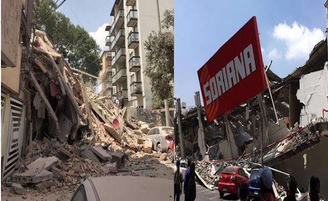 Edificios, Soriana, tiendas