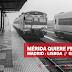 IU-Mérida se suma la reivindicación del ferrocarril Ruta de la Plata.