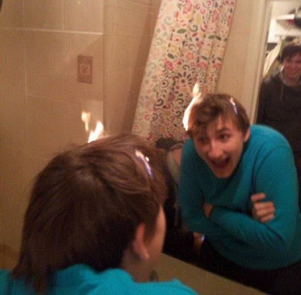 What The Heck Is Going On?! (22 Pics).