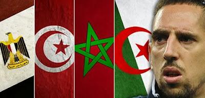 هذا ما قاله ريبيري عن شعوب المغرب و الجزائر و تونس و مصر