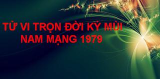 Xem Tu Vi Ky Mui 1979