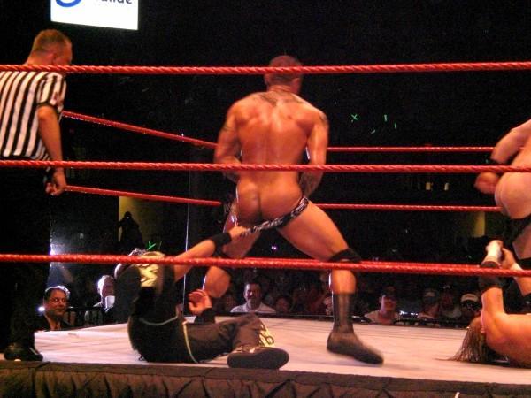 Randy Orton Butt Naked 57