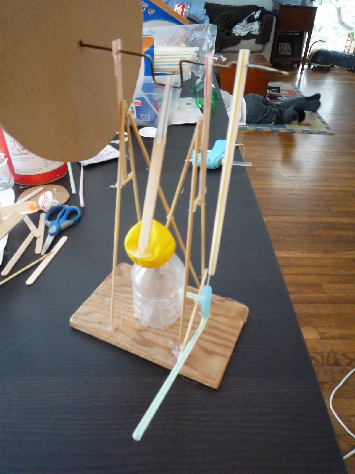 How to make a model steam engine