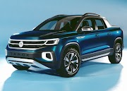 Volkswagen's new pick-up model Tarok Concept introduced