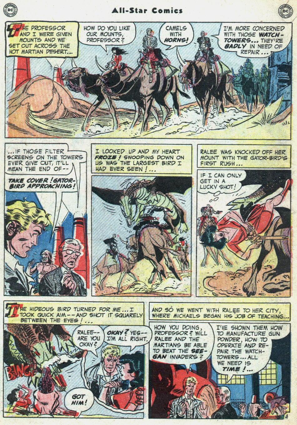 Read online All-Star Comics comic -  Issue #57 - 48