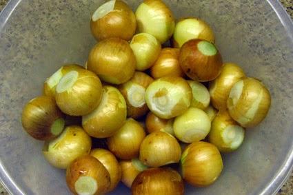 Frugal In Norfolk Pickling Onions