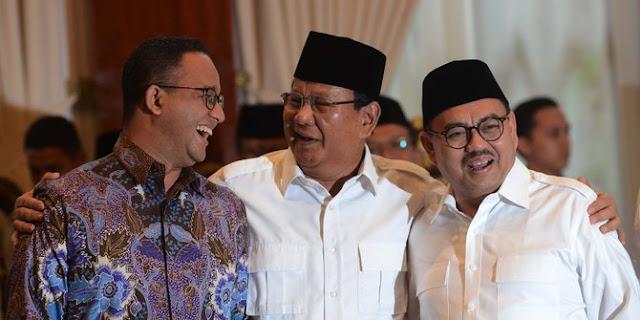Prabowo: Verifikasi tak gampang bagi partai di luar kekuasaan