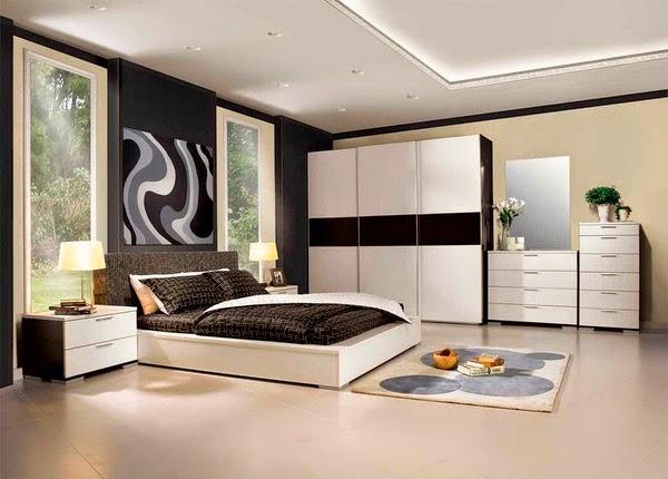 Fotos de dormitorios modernos y elegantes colores en casa - Dormitorios de diseno moderno ...