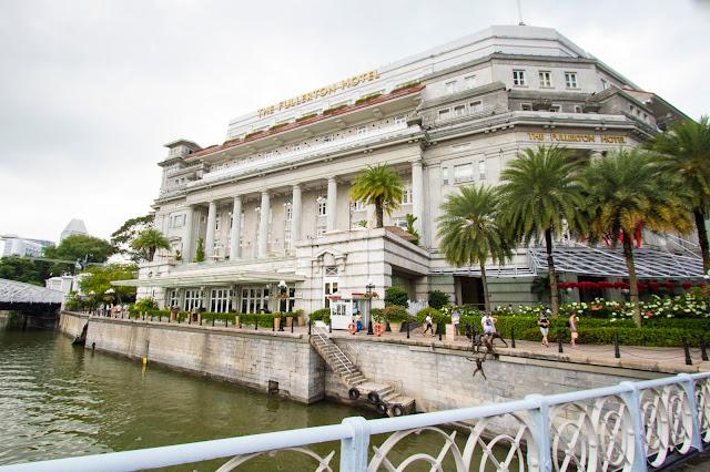 The Fullerton hotel-Singapore