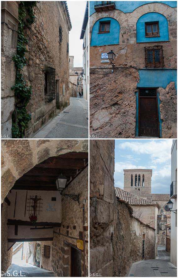 Calles de Cuenca. 10 lugares para visitar en Cuenca