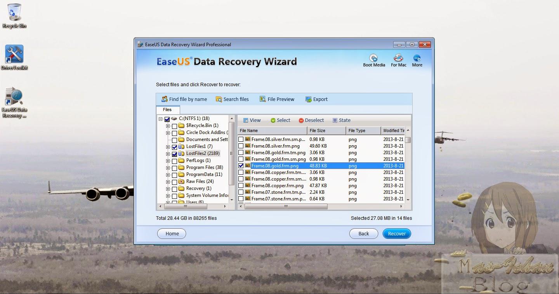 easeus data recovery wizard 7