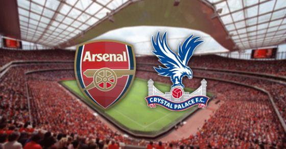 Susunan Pemain Arsenal vs Crystal Palace - Alexis Sanchez Absen