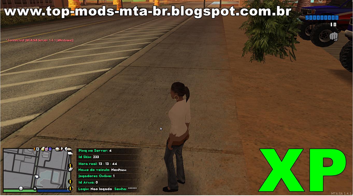 Fivem Mod Menu - DX INFO com Radar GTAV 2015 Top Mods MTA Top Mods