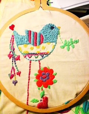 bordado hindú, Bordado mexicano, Graciela Gaudi crochet, Patricia Cosimi,