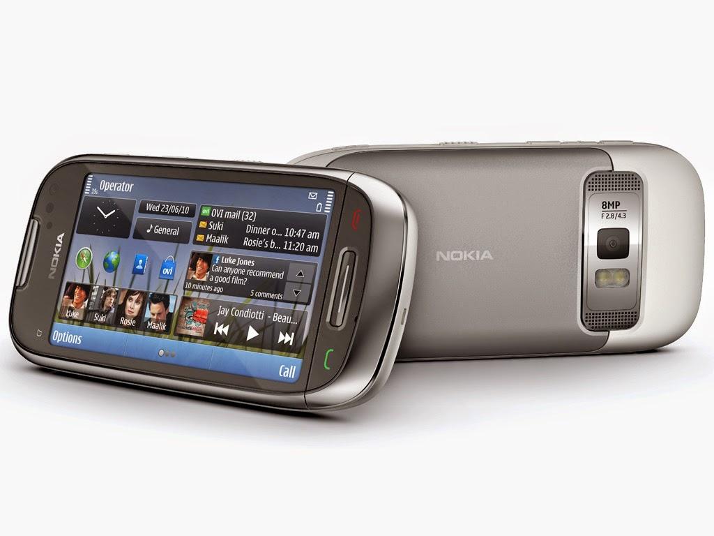 10 aparelhos mais vendidos da Nokia com o sistema Symbian 5