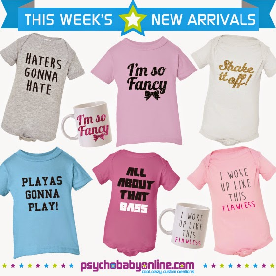 8880720bf Official Psychobaby Blog | Cool, Crazy (and Personalized) Kids Stuff!