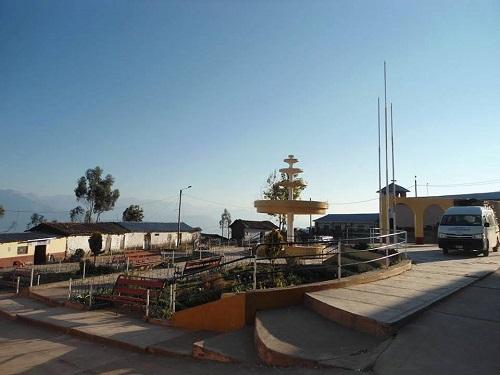 Municipalidad Distrital de Chapimarca (Aymaraes)