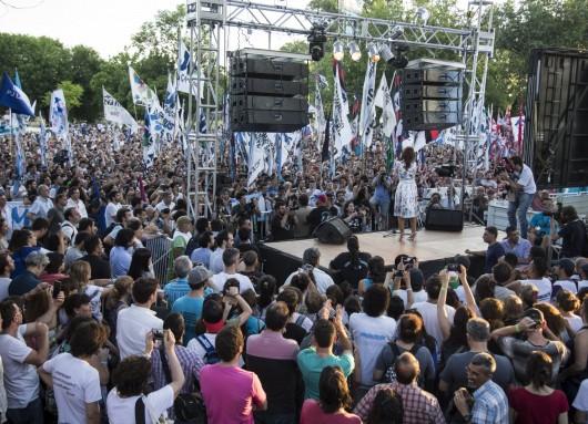 """Resultado de imagen para """"Frente de Unidad Ciudadana"""" coalición política para próximas elecciones legislativas"""