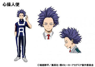 Hitoshi Shinshou, que contará con la voz Wataru Hatano.