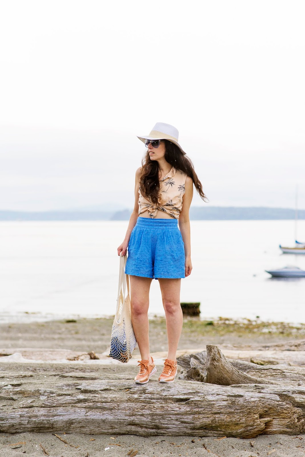 Curate a Sustainable Closet and Save Money with Summer Thrifting