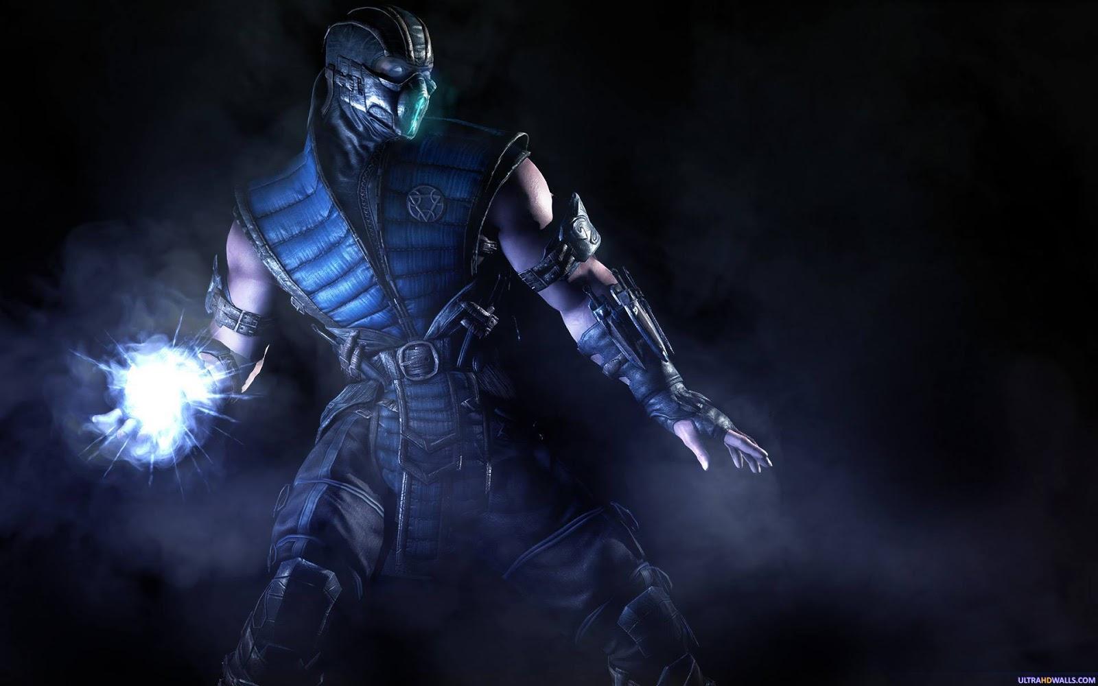 Mortal Kombat X Wallpapers: Mortal Kombat X Game Wallpapers